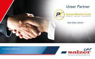 Unser Partner PT Reutlingen Gesundheitsclub