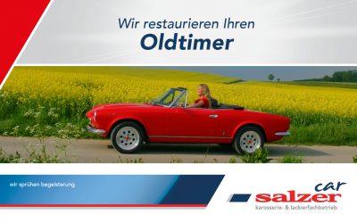 Wir restaurieren Ihren Oldtimer